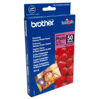 Brother BP61GLP50 Original 10x15 Premium Glossy Photo Paper 190g x50