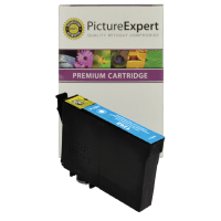 Epson T1282 C13T12824010 Compatible Cyan Ink Cartridge