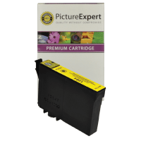Epson T1284 C13T12844010 Compatible Yellow Ink Cartridge