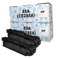 HP CE285A TWINPACK of Black Compatible Toner Cartridges