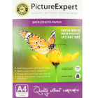 255g A4 Silky Satin Photo Paper x 20 **BUY 1 GET 1 FREE**