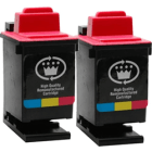 Lexmark 80 / 12A1980 Compatible Colour Ink Cartridge **Twin Pack Deal**
