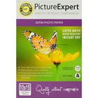 255g 4 x6 Silky Satin Photo Paper x 20 BUY 1 GET 1 FREE