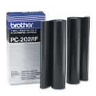 Brother PC202RF Original Twin Pack Thermal Transfer Ribbon