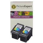 Canon CL 541XL Compatible High Capacity Colour Ink Cartridge Twinpack