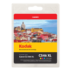 Canon CL 546XL Kodak Compatible High Capacity Colour Ink Cartridge