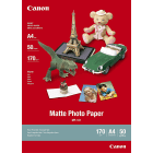 Canon MP 101 Original A4 Matte Photo Paper 170g x50