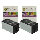 HP CD975AE 920XL Compatible Black Ink Cartridge TWINPACK Special Deal