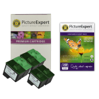 Lexmark 16 Compatible Black x 2 26 Compatible Colour Ink Cartridge x 2 50 Sheets 240g 4 x6 Photo Paper Special Deal 2 FREE Blacks