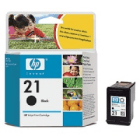 Original HP 21 C9351ae Black Ink Cartridge