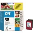 Original HP 58 C6658ae Photo Ink Cartridge